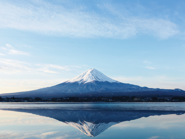 Tradition Modernity Mount Fuji Lake Luxury Travel Japan Regency Group