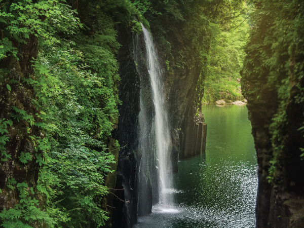 Nature Takachiho Gorge Luxury Travel Japan Regency Group