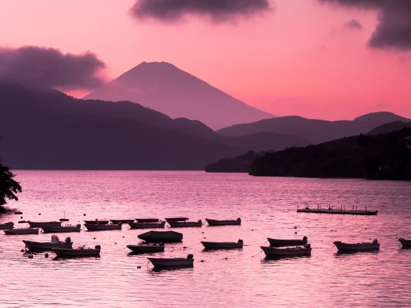 Hakone Mount Fuji Lake Ashi Luxury Travel Japan Regency Group