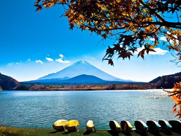 Hakone Mount Fuji Lake Shoji Luxury Travel Japan Regency Group