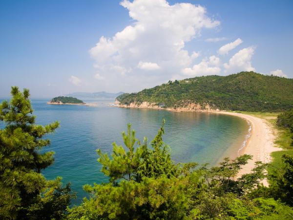 Naoshima Sea Luxury Travel Japan Regency Group