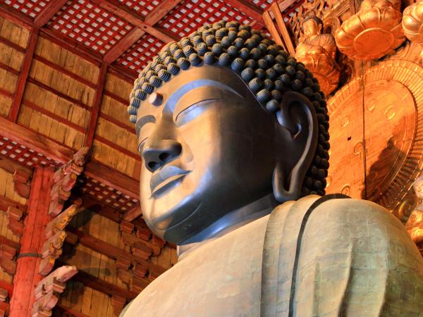 Nara Great Rushana Buddha Todaiji Luxury Travel Japan Regency Group