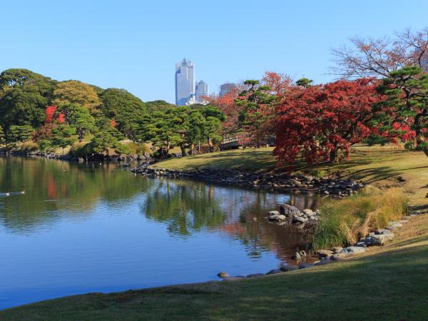 Tokyo Bay Hamarikyu Gardens Luxury Travel Japan Regency Group