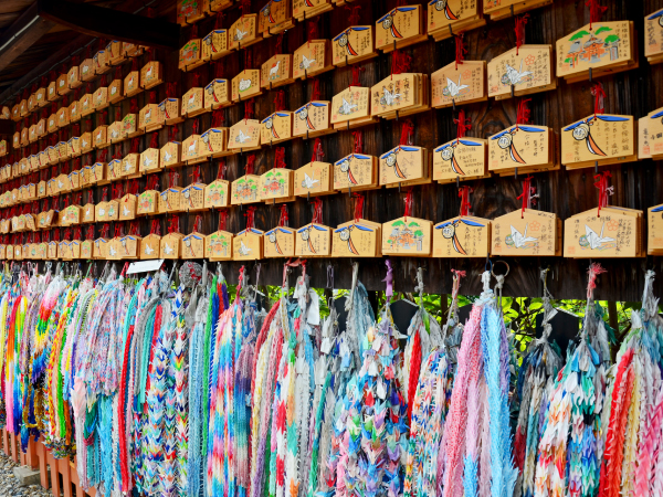Tokyo Origami Fushimi Inari Shrine Luxury Travel Japan Regency Group
