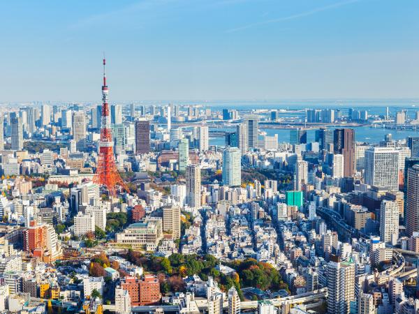 Tokyo Tower Cityscape Luxury Travel Japan Regency Group