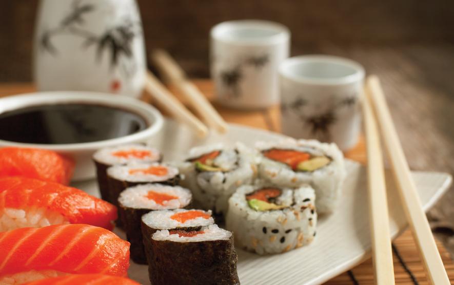 Amazing Japan Food Sushis Luxury Travel Japan Regency-Group