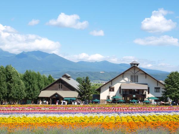 Hokkaido Tomita Farm Furano Luxury Travel Japan Regency Group