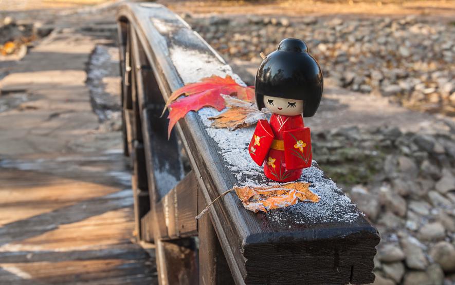 geisha doll family travel luxury travel japan regency group