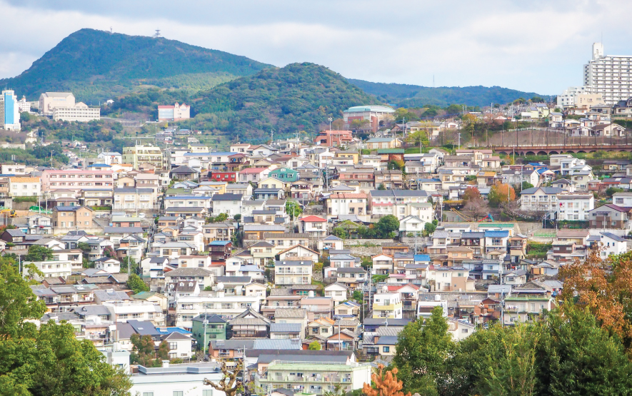 Nagasaki View Luxury Travel to Japan Regency Group