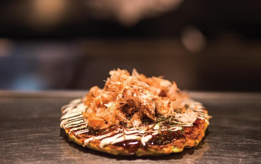 okonomiyaki luxury travel japan regency group