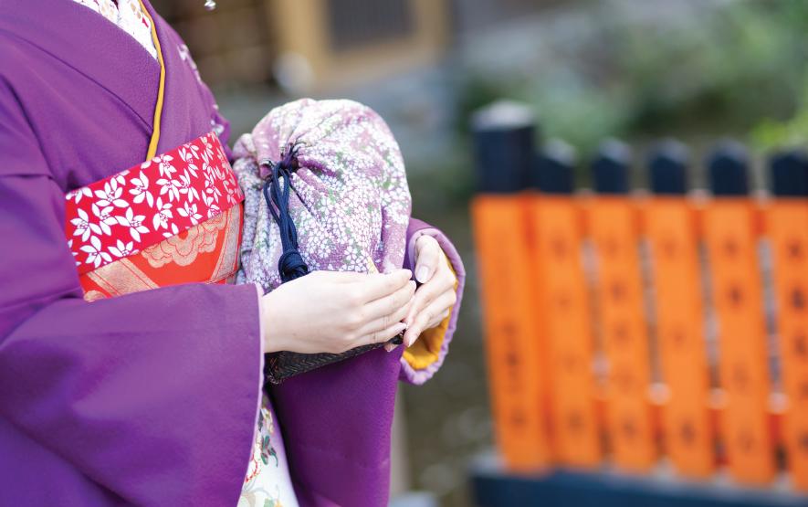 Geisha Visit Kyoto Luxury Travel to Japan Regency Group