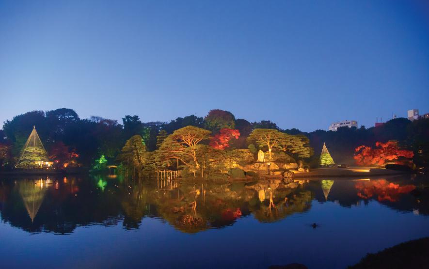 Rikugien Garden Tokyo Luxury Travel to Japan Regency Group