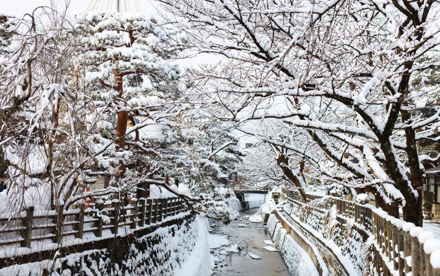 Takayama Snow Japan Villages Luxury Travel to Japan Regency Group