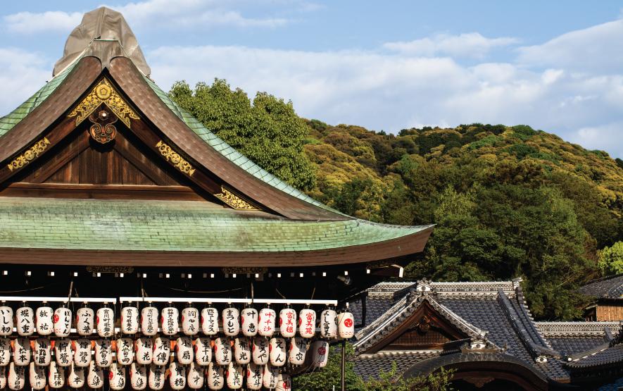 Temple Shrine Luxury Travel to Japan Regency Group