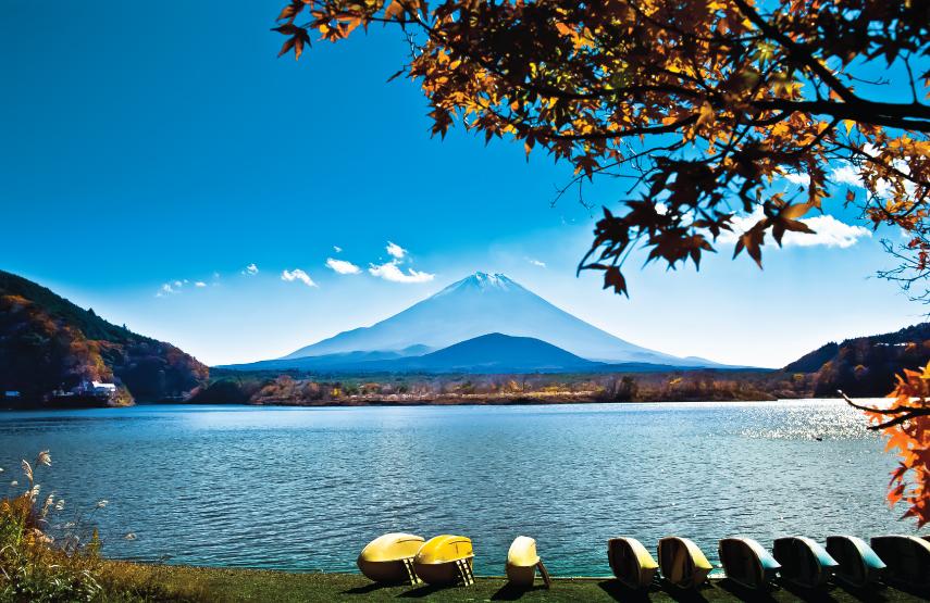 Four Lakes Mount Fuji Luxury Travel to Japan Regency Group