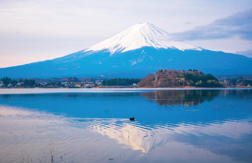 Mount Fuji Luxury Travel to Japan Regency Group