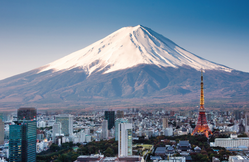 Mount Fuji Tokyo Luxury Travel to Japan Regency Group