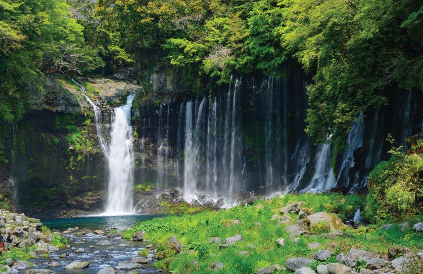Shiraito Falls Luxury Travel to Japan Regency Group