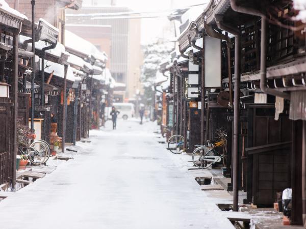 Takayama Luxury Travel to Japan Regency Group