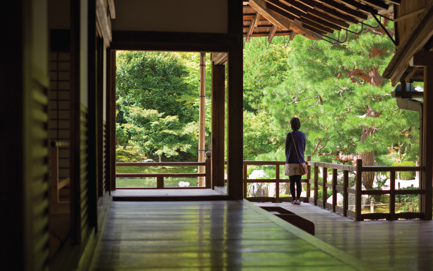 Ryokan Japanese Zen Garden Luxury Travel Japan Regency Group