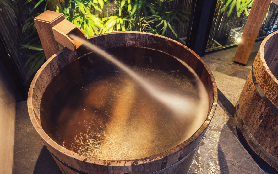 Ryokan Traditional Onsen Bath Luxury Travel Japan Regency Group