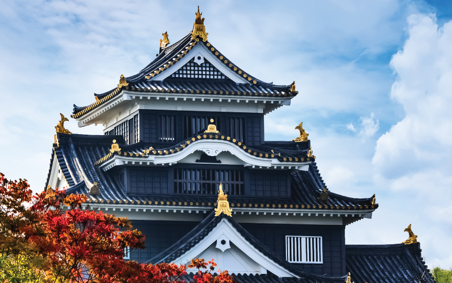 Castle Okayama Luxury Travel Japan Regency Group