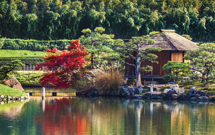 Korakuen garden Luxury Travel Japan Regnecy Group