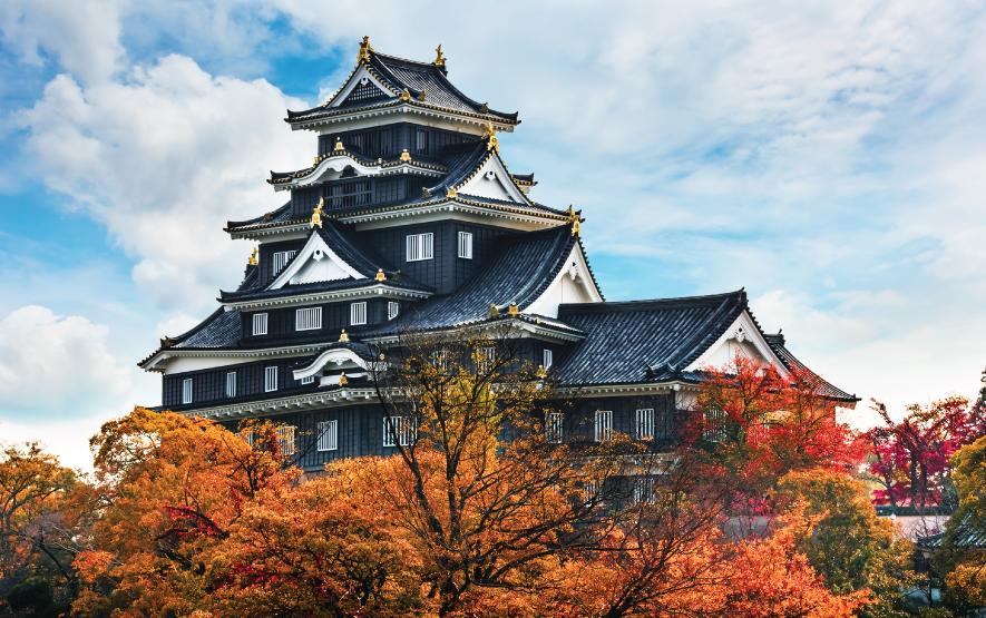 Okayama Castle Luxury Travel Japan Regency Group