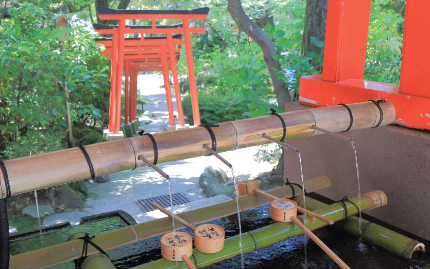 Shrine Kanazawa Luxury Travel Japan Regency Group