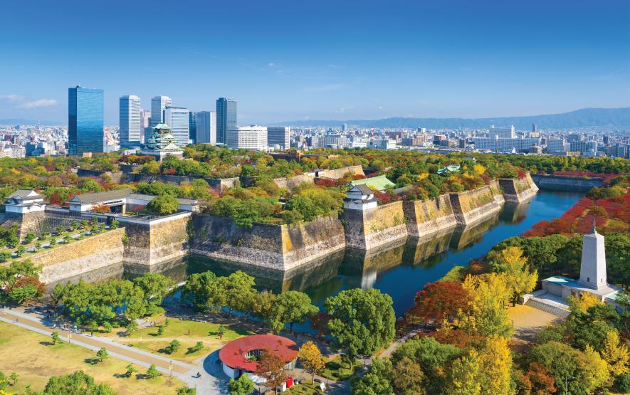 view Osaka