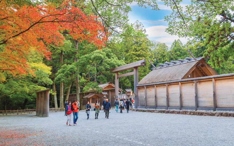 Ise Jingu Geku Ise Grand shrine Luxury Travel Japan Regency Group