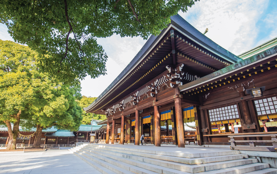 Meiji jingu Shrine in Tokyo Luxury Travel Japan Regency Group