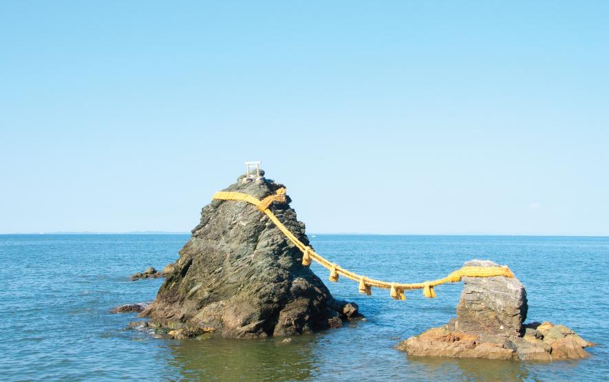 Meotoiwa Rock Mie Prefecture Luxury Travel Japan Regency Group