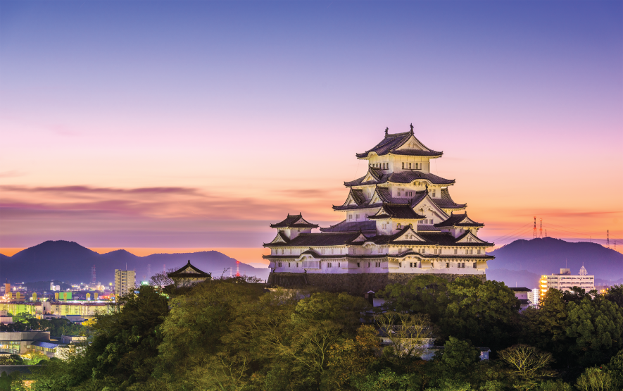 Himeji Castle Luxury Travel Japan Regency Group