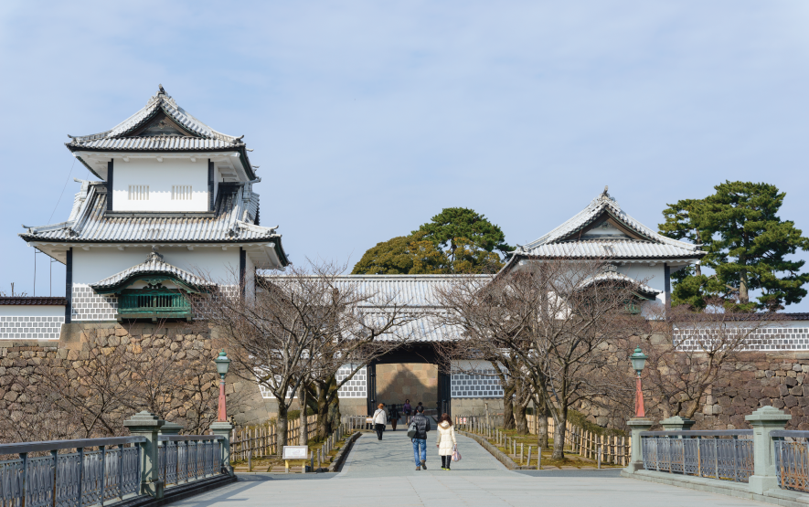 Kanazawa Castle Luxury Travel Japan Regency Group