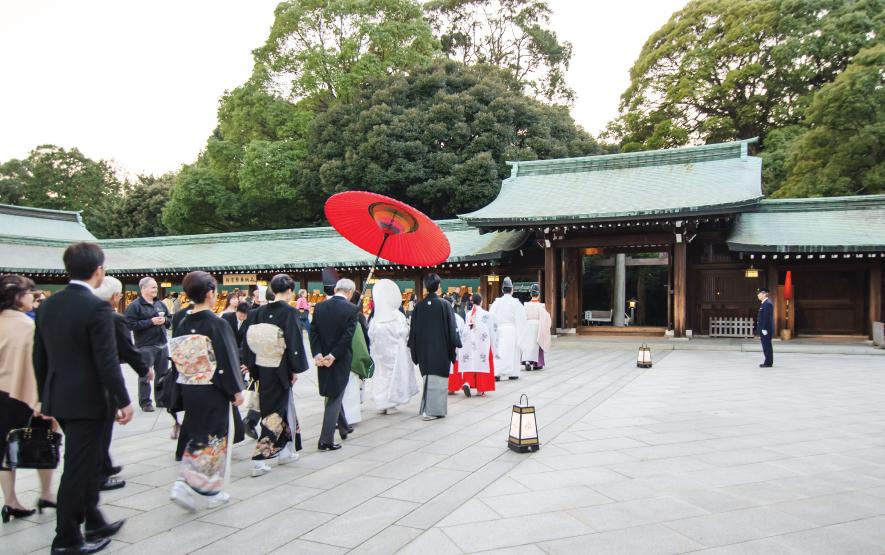 Japan Wedding Ceremony Regency Group