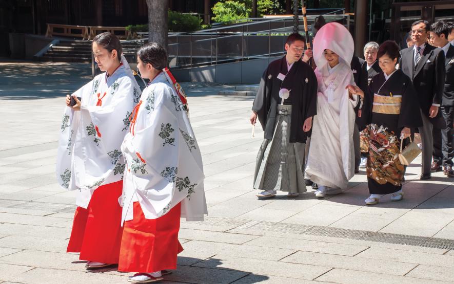 Wedding Ceremony Japan Regency Group