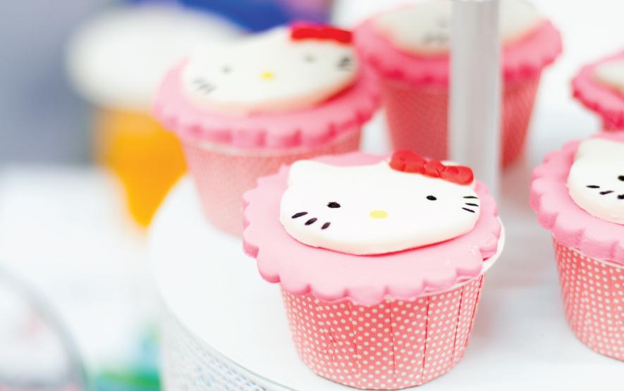 Hello Kitty family travel Japan Regency Group