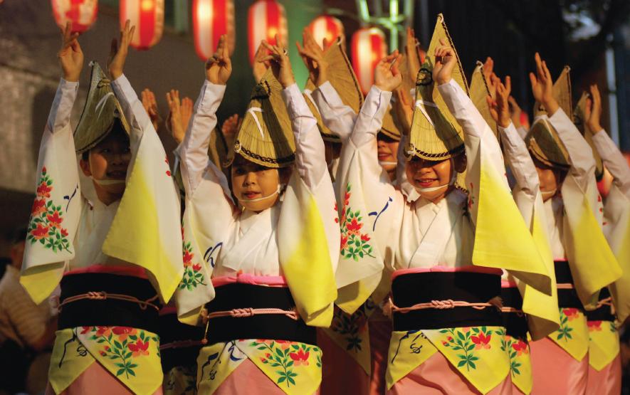 akurasak summer festivals Travel Japan Regency Group