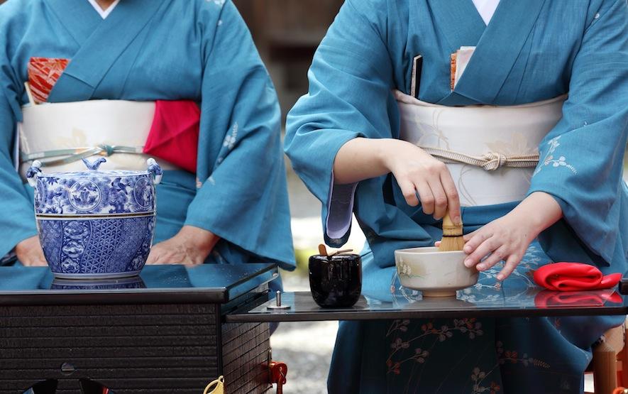 tea ceremony Travel Regency Group Japan