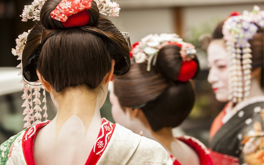Geisha group Travel Japan Regency Group