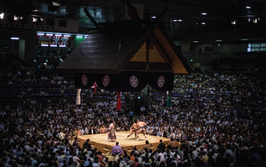 sumo performance sumo travel japan regency group