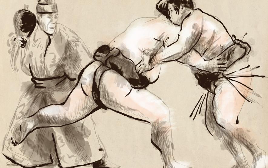 sumo travel japan regency group