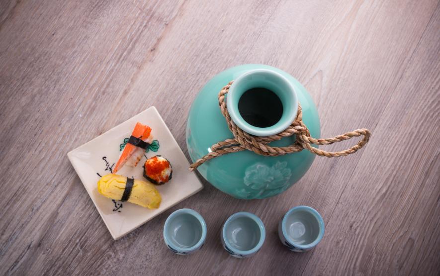 sushis ceramic travel japan regency group