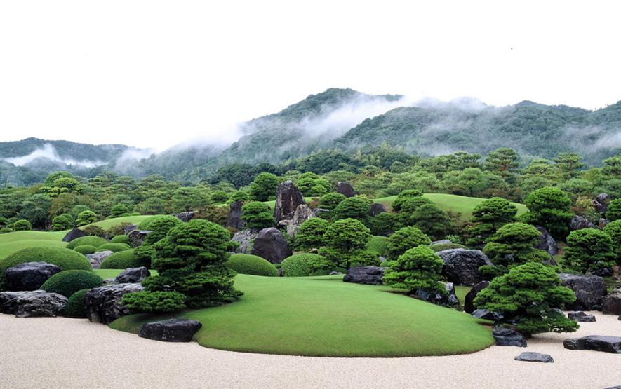 Adachi Art Museum Japan Regency Group