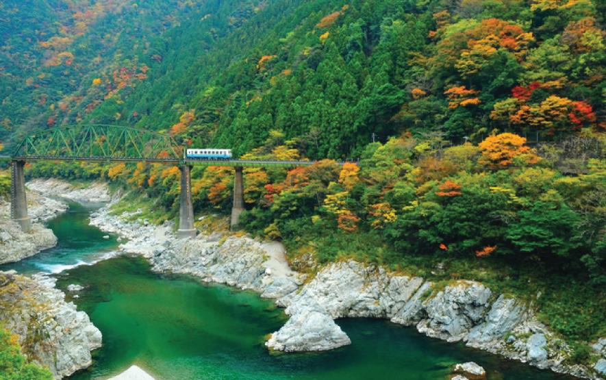 Oboke Koboke Luxury Travel Japan Regency Group