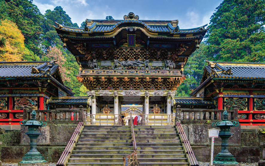 Tosho-gu Shrine Travel Japan Regency Group