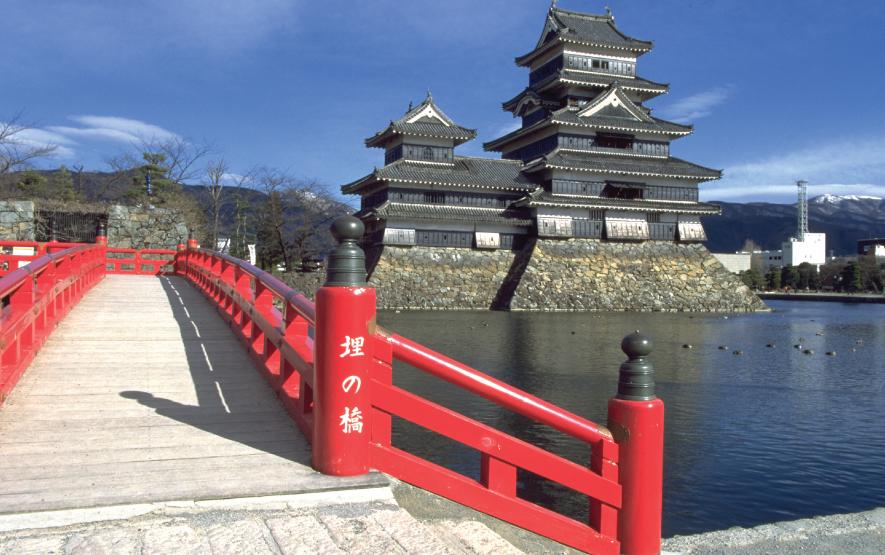 Matsumoto castle Nagano Prefecture Tourism Association