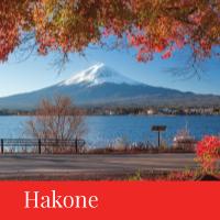 hakone travel japan regency group