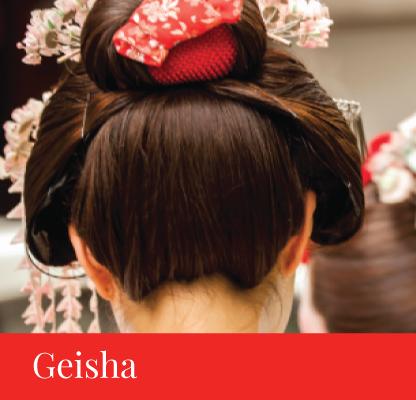 itineraries geisha japan regency group